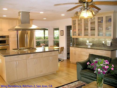 Complete Kitchen Custom Design Amp Remodel San Jose Ca