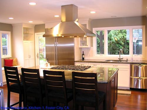 Custom Complete Kitchen Design Amp Remodel Foster City Ca